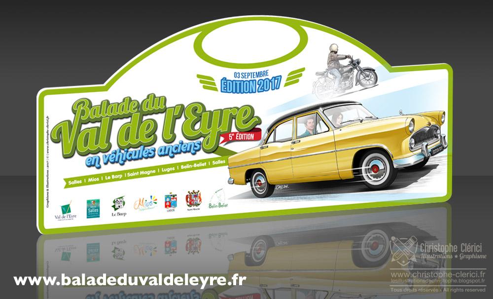PLAQUE-RALLYE-BALADE-VAL-DE-LEYRE-2017